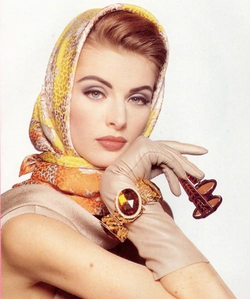 Ludmila Isaeva Malahova Valentino NC spring summer 1991