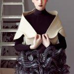Russian model Maria Kalinina