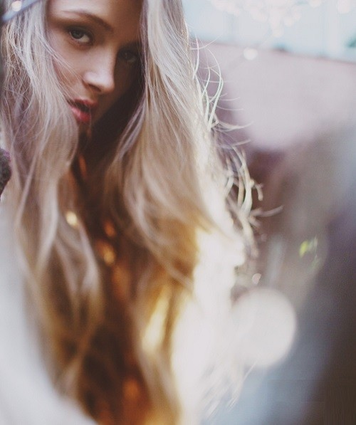 The look. Maria Kalinina