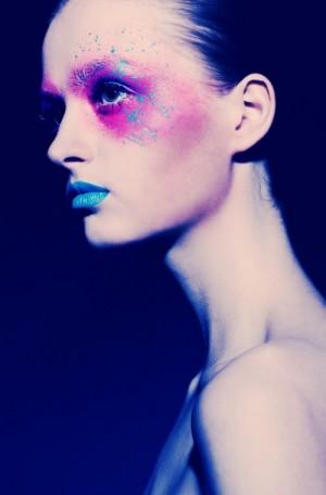 Body art, Maria Kalinina