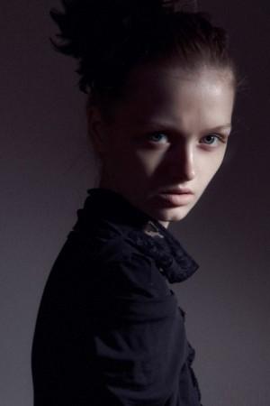 Moscow model Maria Kalinina
