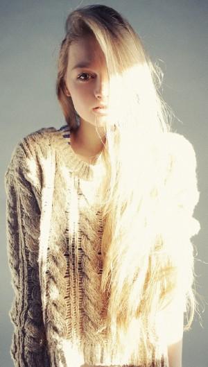 Sun rays. Maria Kalinina