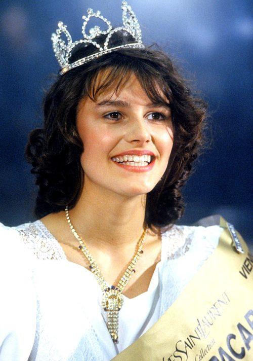 Masha Kalinina Miss Moscow 1988