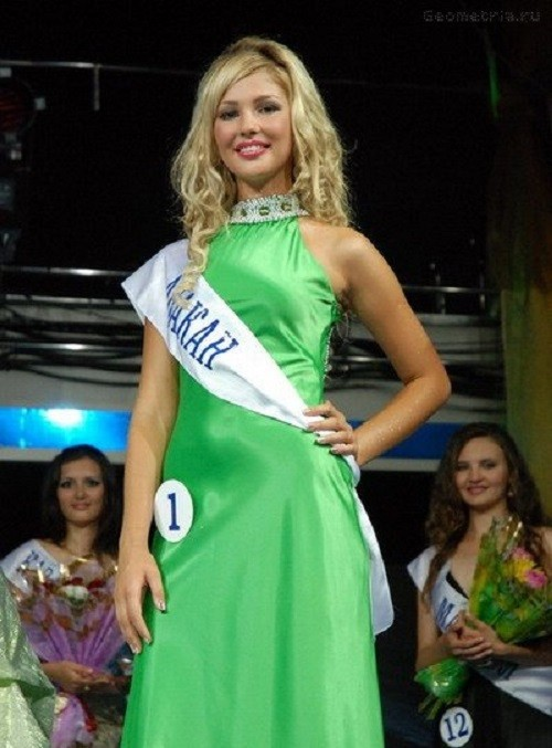 Miss Civilization of the World (in Turkey) - Natalya Chirkova