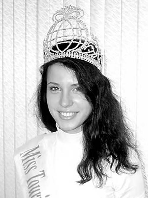 Miss Tourism International Black Sea Ukraine - Lyubov Babyakina