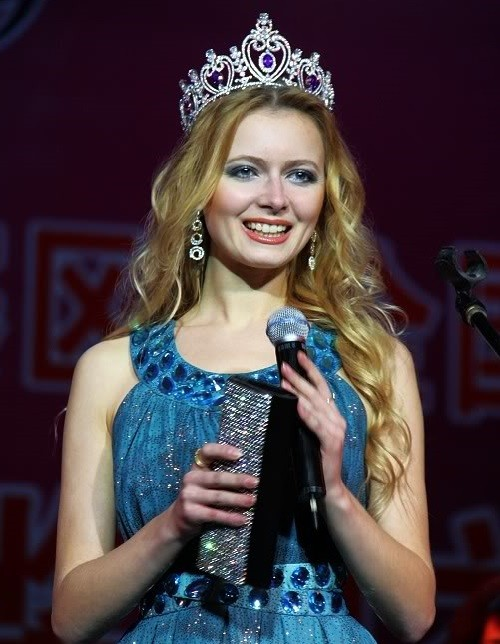 Miss Tourism Queen International (in China) - Yekaterina Grushanina