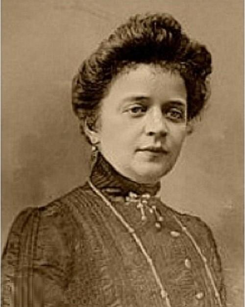 Natalia Leonidovna Kroneberg (Natalia de Shabelsky)