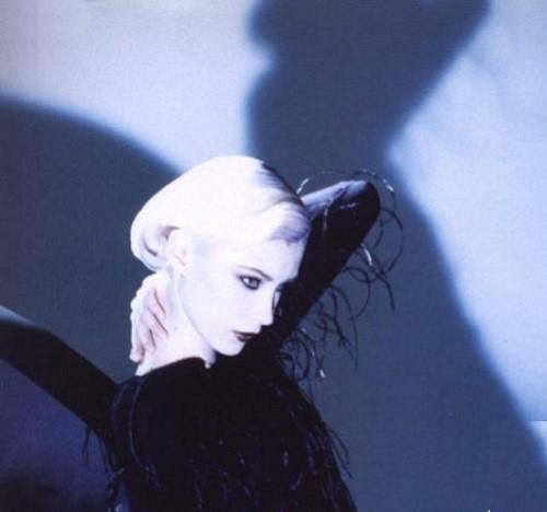 Russian model Olga Pantyushenkova