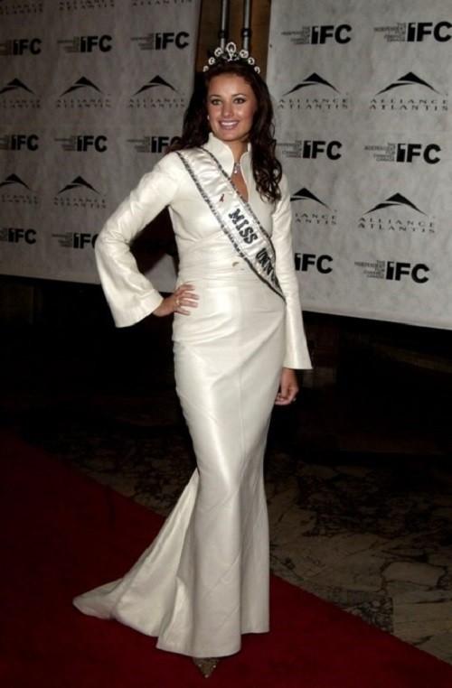 Miss Universe (in Puerto- Rico) - Oksana Fyodorova