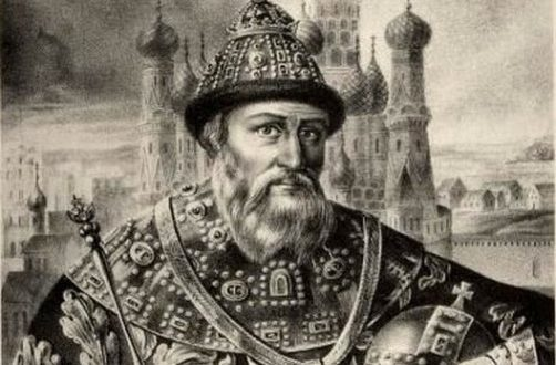 Maligned Tsar Ivan the Terrible