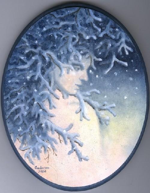 Ruth Sanderson. Snowmaiden. 2007