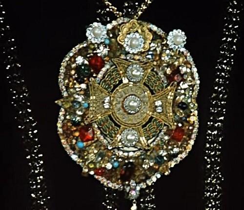 Swedish ambassador pendant