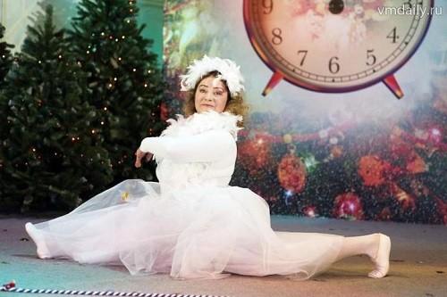 Super babushka. USSR Beauty pageants