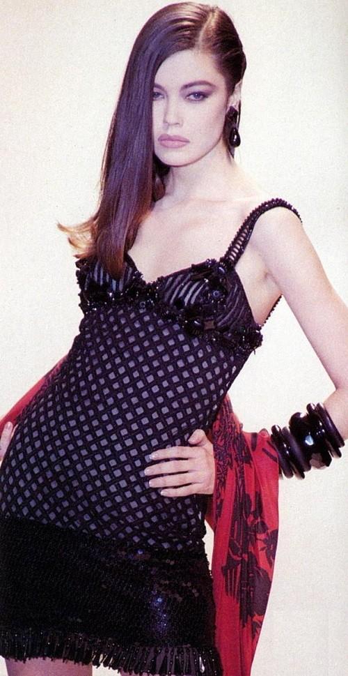 model Tatiana Sorokko