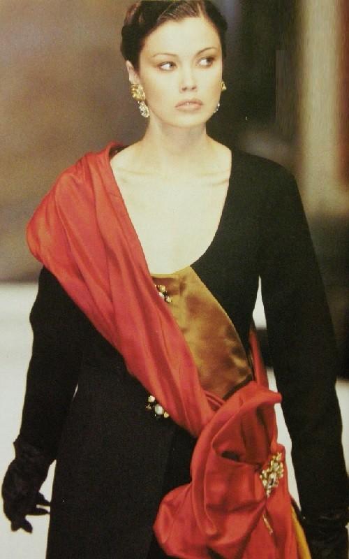 Tatiana Sorokko, Christian Dior Haute Couture