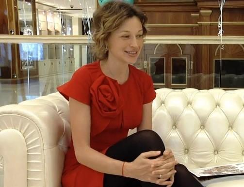 Tatiana Zavyalova in 2013