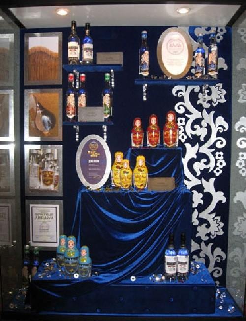 Museum of vodka history