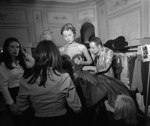 Westwood, Tatiana Sorokko, Paris, 1998