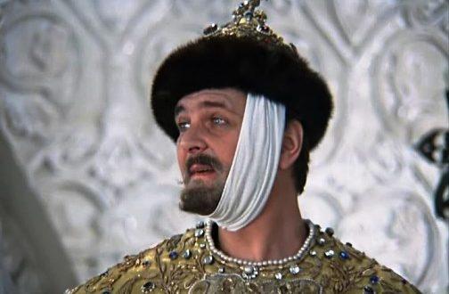Russian actor Yury Yakovlev
