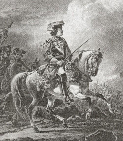 A. Orlowski. Peter I