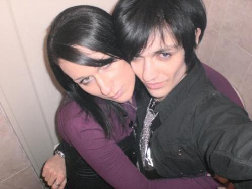 Russian black magician necromancer Alexander Sheps and Ilona Novoselova