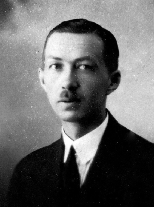Boris Soloviev, husband of daughter of Grigori Rasputin
