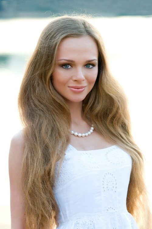Russian beauty Ekaterina Plekhova - the winner of Miss Intercontinental 2013, held in Magdeburg, Germany