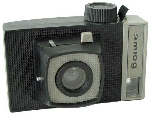 Made in USSR cameras. Etude