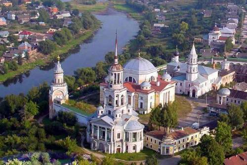Famous for its gold embroidery, the city of Torzhok in Tver region has been always considered to be the pride of Russia
