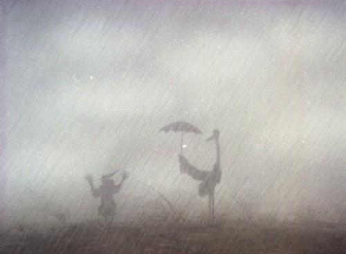 Heron and Crane, 1974