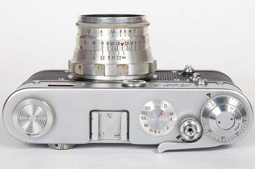 Made in USSR cameras