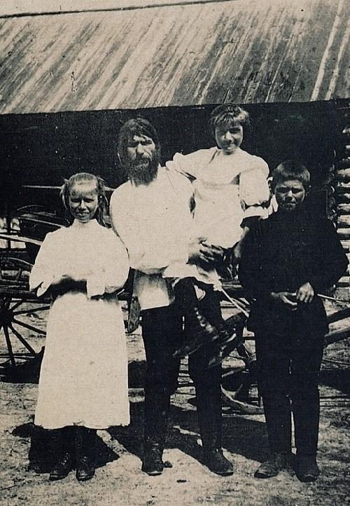 daughter of Grigori Rasputin