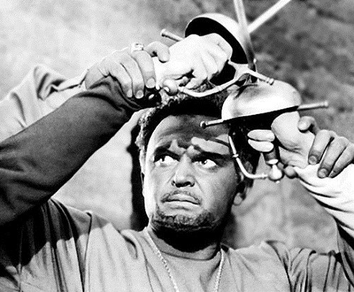 Othello. 1955 Soviet drama film directed by Sergei Yutkevich