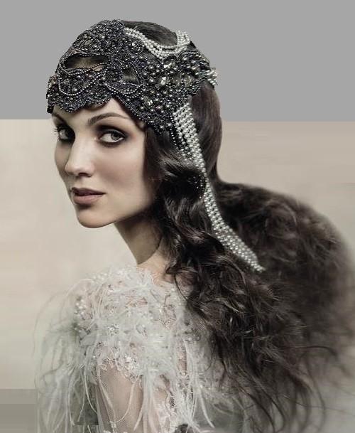 Russian model Oxana Zubakova