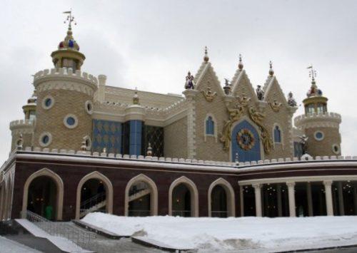 Puppet Theatre Ekiyat in Kazan, Russia