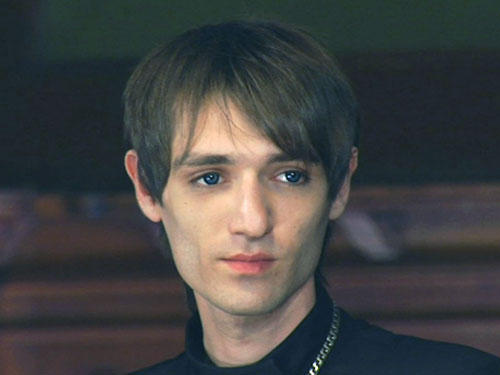 Russian black magician necromancer Alexander Sheps