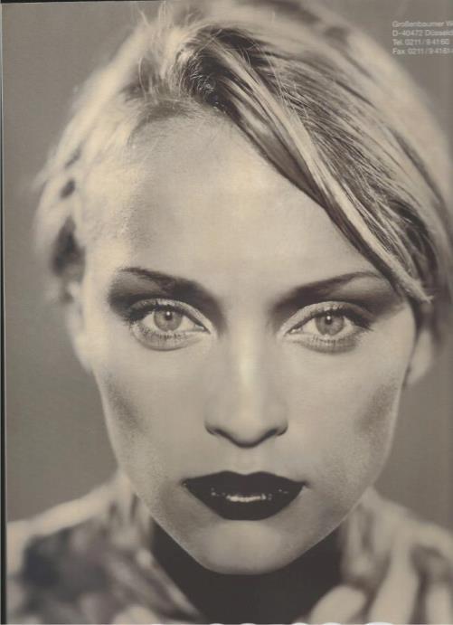 supermodel Inna Zobova