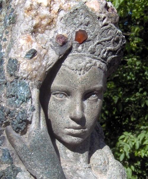 Stone Flower inspiration