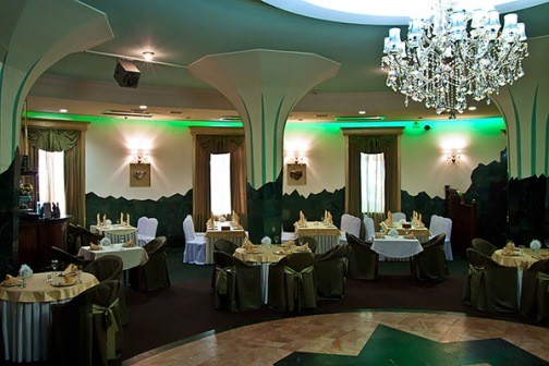The Stone Flower restaurant in the center of Moscow. Stone Flower inspiration