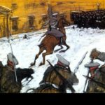 Russian artists Wanderers. World of Art Movement