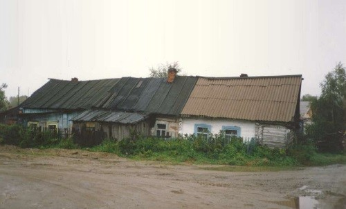 Siberian village of Pyotr Patrushev