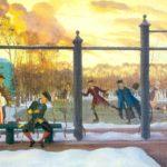 Russian artist Konstantin Somov