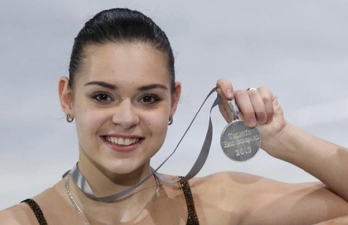 Adelina Sotnikova – Russian figure skating star