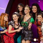 Russian TV show Comedy Woman