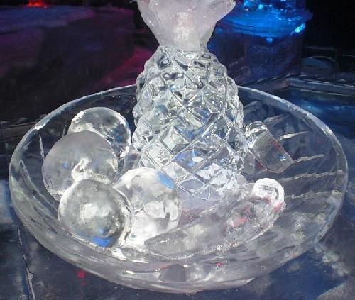 Ice still life