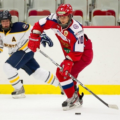 Lyudmila Belyakova, Russia womens national ice hockey