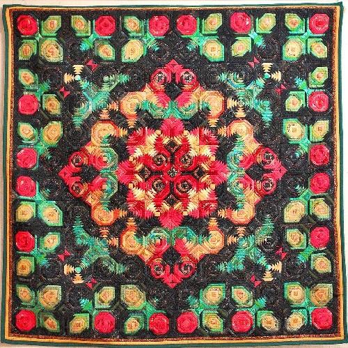 Oriental motif