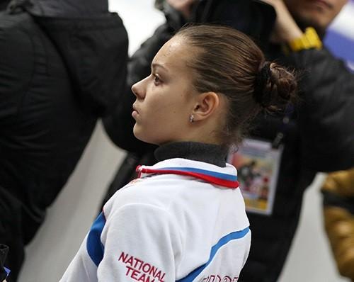 Rostelecom Cup 2012, November 2012