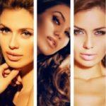 Russian supermodel Inna Zobova