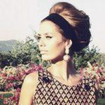 Stylish and beautiful Victoria Bonya